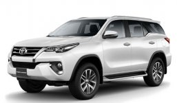Toyota Fortuner 4x4 AT Diesel 2020