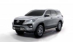 Toyota Fortuner TRD Sportivo 2021