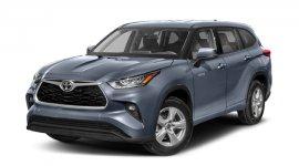 Toyota Highlander Hybrid LE 2021