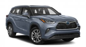 Toyota Highlander Hybrid Limited 2021