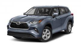 Toyota Highlander Hybrid XLE AWD 2021