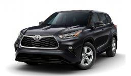 Toyota Highlander LE 2021