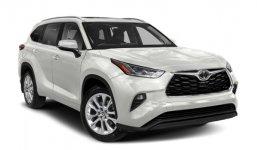 Toyota Highlander Limited AWD 2021
