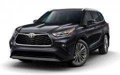 Toyota Highlander Platinum AWD 2021