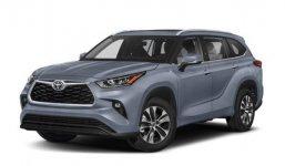 Toyota Highlander XLE AWD 2021