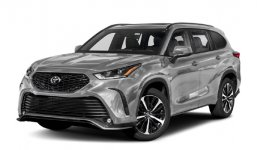 Toyota Highlander XSE AWD 2021