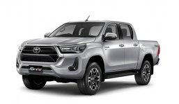 Toyota Hilux E 2021