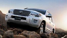 Toyota Land Cruiser 4.0L EXR