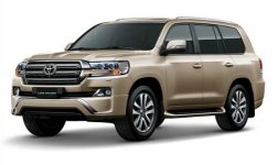 Toyota Land Cruiser 4.0L EXR