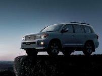 Toyota Land Cruiser 4.0L GXR