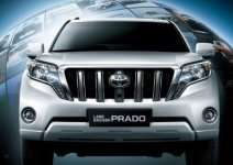 Toyota Land Cruiser 4.0L VXR