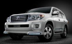 Toyota Land Cruiser 5.7L VXR Premium Edition