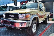Toyota Pickup SWB