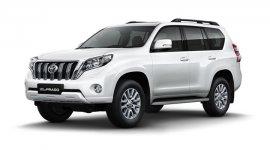 Toyota Land Cruiser Prado 2.7L EXR