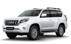 Toyota Prado 4.0L EXR