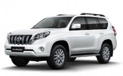 Toyota Prado 4.0L VXR