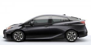 Toyota Prius Nightshade 2022