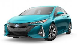 Toyota Prius Prime XLE 2021