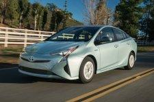 Toyota Prius Three Touring