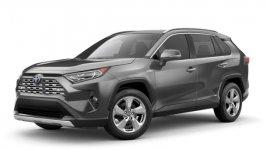 Toyota RAV4 Hybrid LE 2021