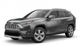 Toyota RAV4 Hybrid LE 2022