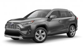 Toyota RAV4 Hybrid XLE 2022