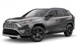 Toyota RAV4 Hybrid XSE 2022