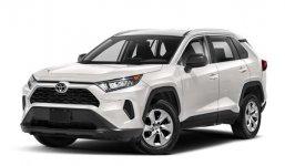 Toyota RAV4 LE AWD 2021