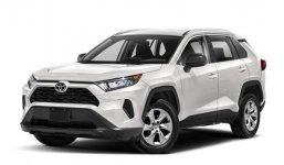 Toyota RAV4 LE FWD 2021