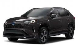 Toyota RAV4 SE Plug-In Hybrid 2021