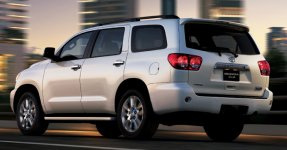 Toyota Sequoia GXR