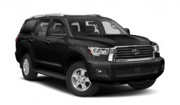 Toyota Sequoia Limited 2021
