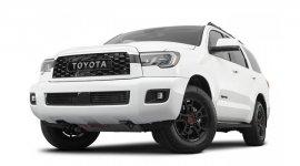 Toyota Sequoia Platinum 2021