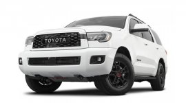 Toyota Sequoia Platinum 4WD 2021