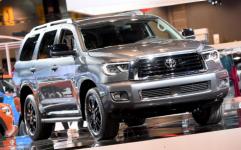 Toyota Sequoia Platinum V8 5.7L 2018