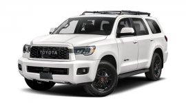 Toyota Sequoia TRD Pro 2021
