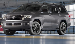 Toyota Sequoia  Limited V8 5.7L 2018
