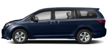 Toyota Sienna LE Mobility FWD 7-Passenger Mobility 2020