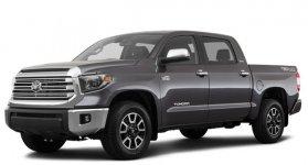 Toyota Tundra TRD Pro 4x4 Double Cab Pickup SB 2020