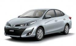 Toyota Yaris ATIV X MT 1.5 2020