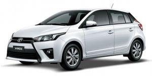 Toyota Yaris Hatchback 1.3L SE