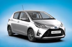 Toyota Yaris Hybrid Icon Tech
