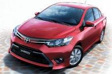 Toyota Yaris Sedan SE Plus