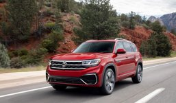 Volkswagen Atlas 2.0T S 4MOTION 2021