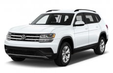 Volkswagen Atlas 3.6L V6 S 4MOTION 2020