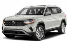 Volkswagen Atlas 3.6L V6 SEL R-Line 2021