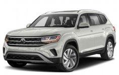 Volkswagen Atlas V6 SEL 2021