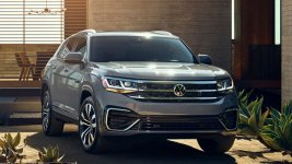 Volkswagen Atlas Cross Sport 2.0T S 2020
