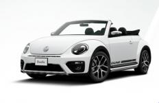 Volkswagen Beetle Dune Convertible 2018