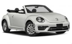 Volkswagen Beetle Dune Convertible 2019